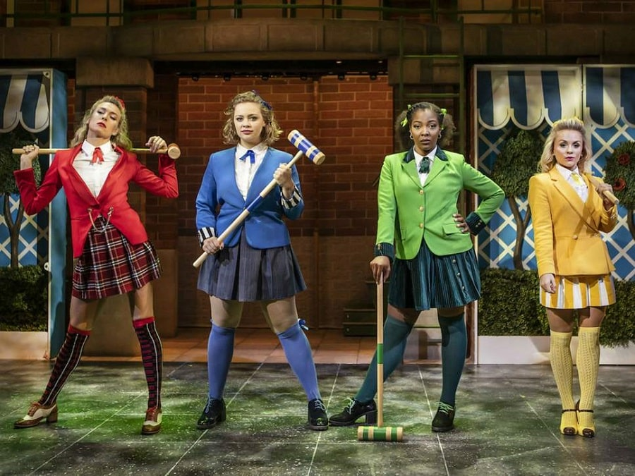 Heathers review Theatre Royal Haymarket