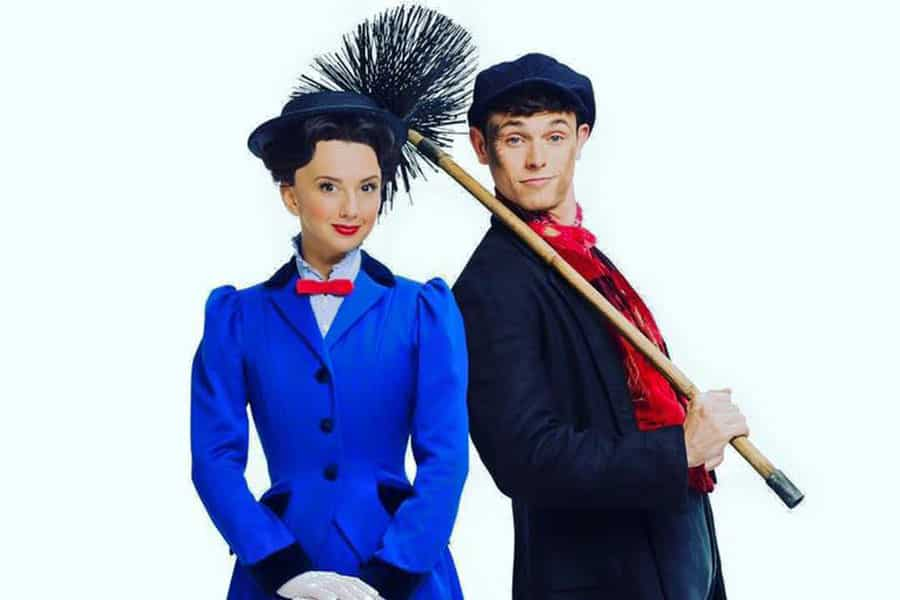 Mary Poppins revival Prince Edward Theatre