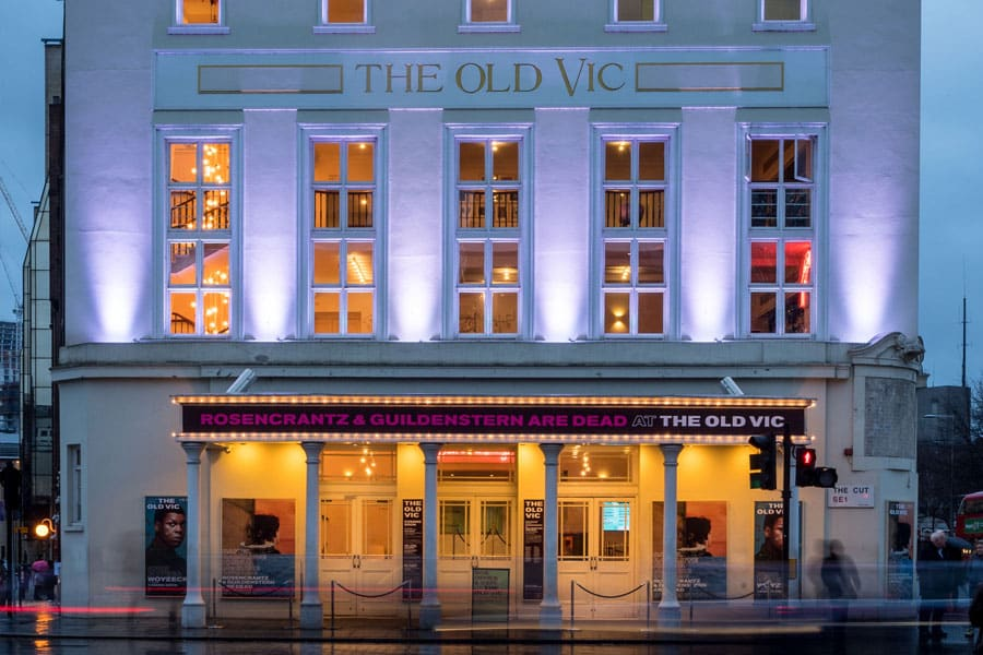 Old Vic Theatre 2019