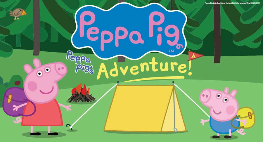 Peppa Pig's Adventure UK Tour