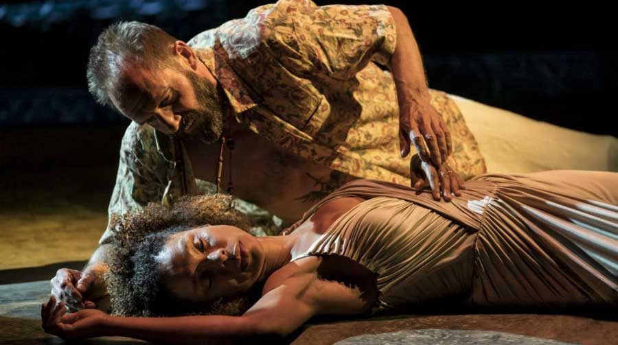National Theatre Antony and Cleopatra