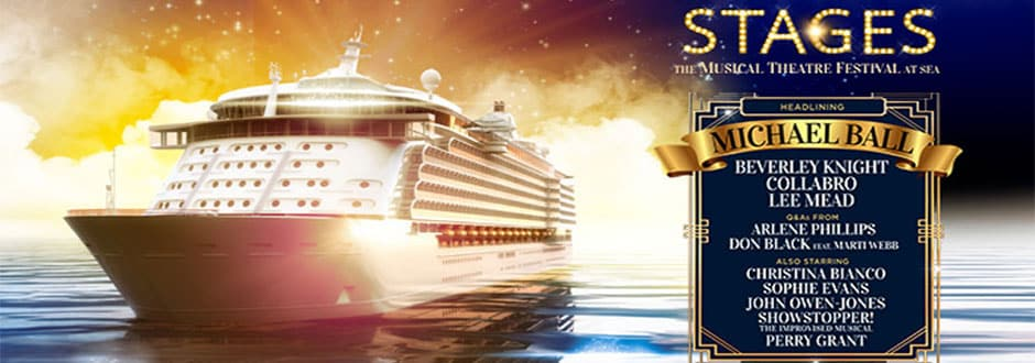 Floating Festivals Stages Musical Theatre Cruise