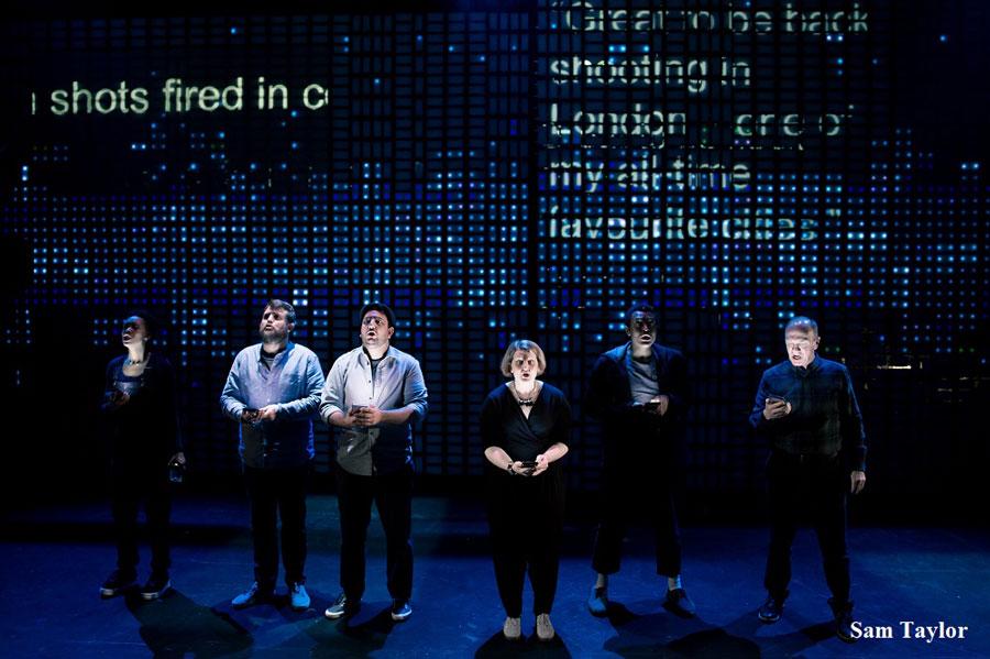 UK Theatre Awards 2018 Winners Announced