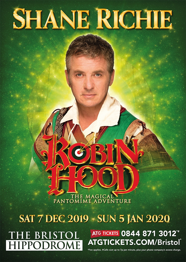 Robin Hood Panto at the Bristol Hippodrome