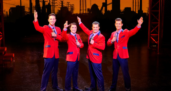 REVIEW: Jersey Boys, New Victoria Theatre Woking ✭✭✭✭