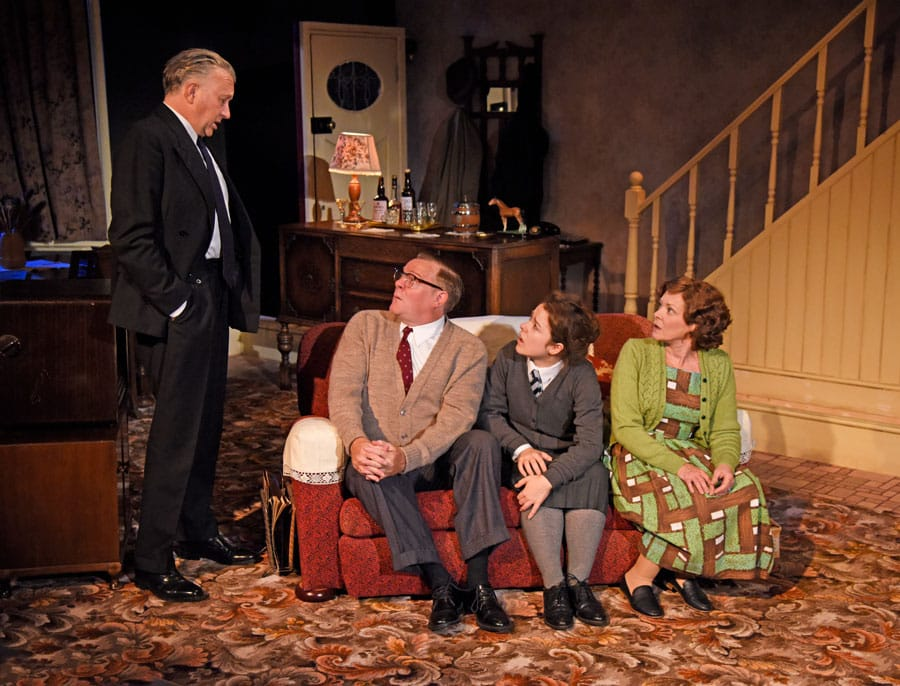 Pack Of Lies review Menier Chocolate Factory