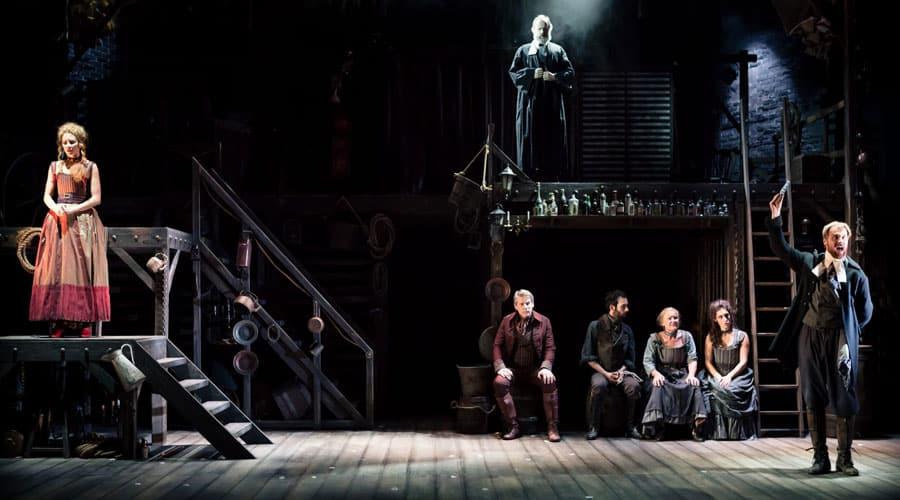 Moll Flanders review Mercury Theatre