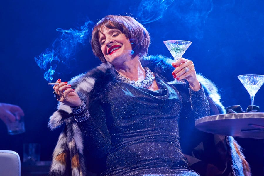 Company musical review Gielgud Theatre