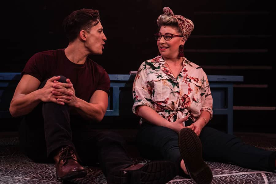 The Distamce You Have Come review Cockpit Theatre