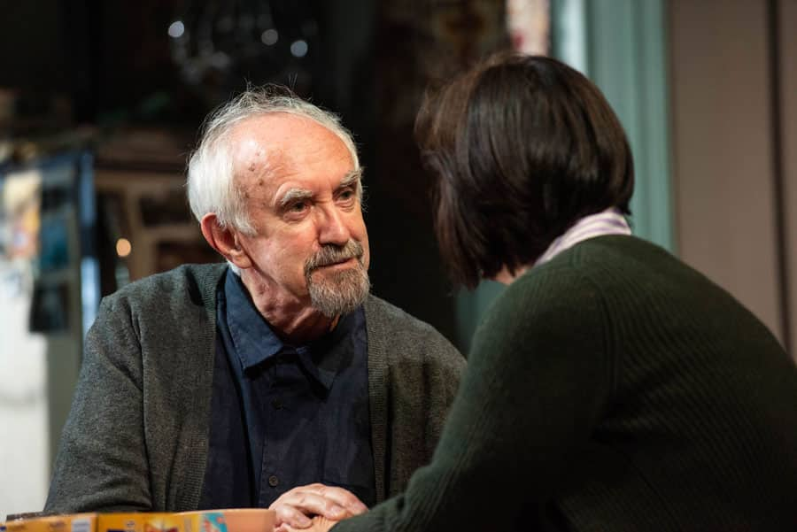 The Height Of The Storm review Wynham's Theatre