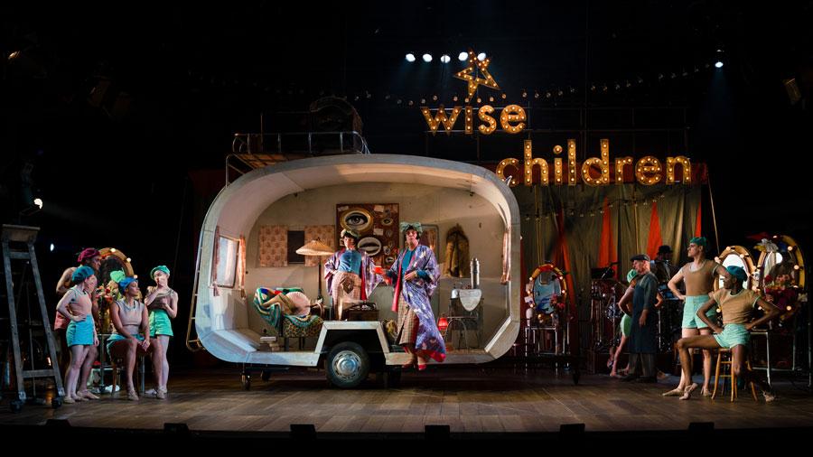 Wise Children Old Vic Theatre