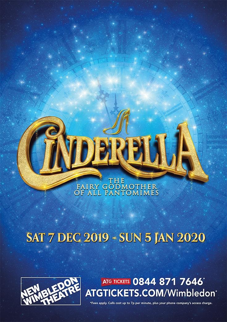 Cinderella Panto comes to Wimbledon this Christmas