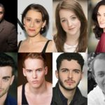 Fiddler On The Roof cast Menier Chocolate Factory
