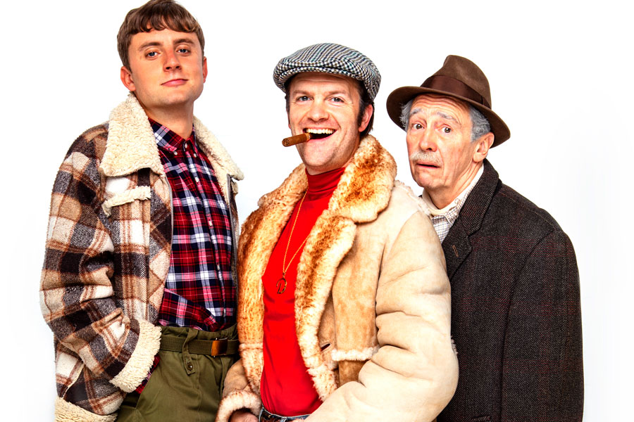 Only Fools and Horses musical Theatre Royal Haymarket