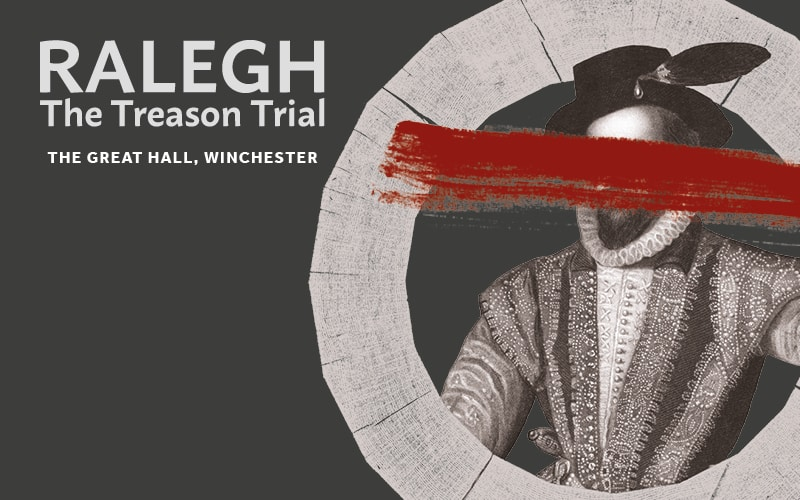 Shakespeare's Globe Ralegh Treason Trial