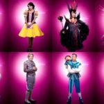 Snow White London Palladium casting