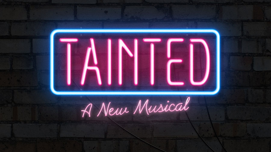 Tainted musical kickstarter
