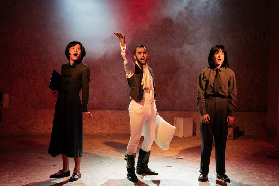Victoria's Knickers review Soho Theatre