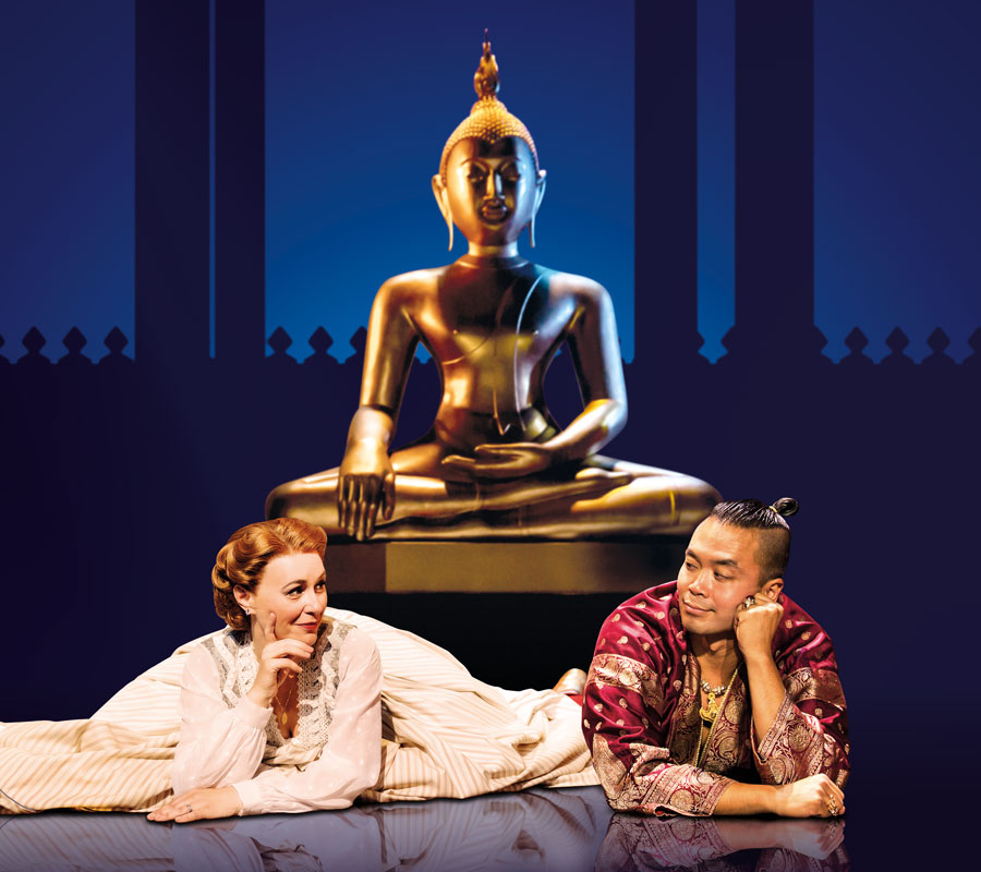 The King and I UK Tour tickets