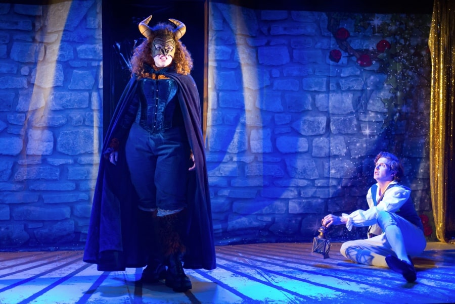 Beauty and the Beast review Fat Rascals Theatre Company
