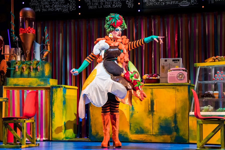 Dick Whittington Lyric Hammersmith
