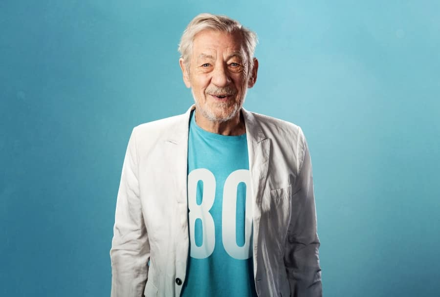 Ian McKellen Live Uk Tour