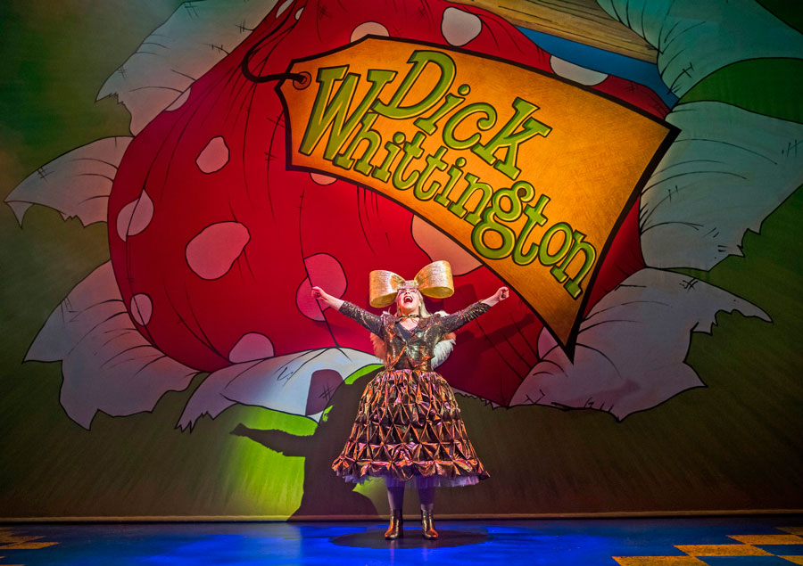 Dick Whittington review Lyric Hammersmith London