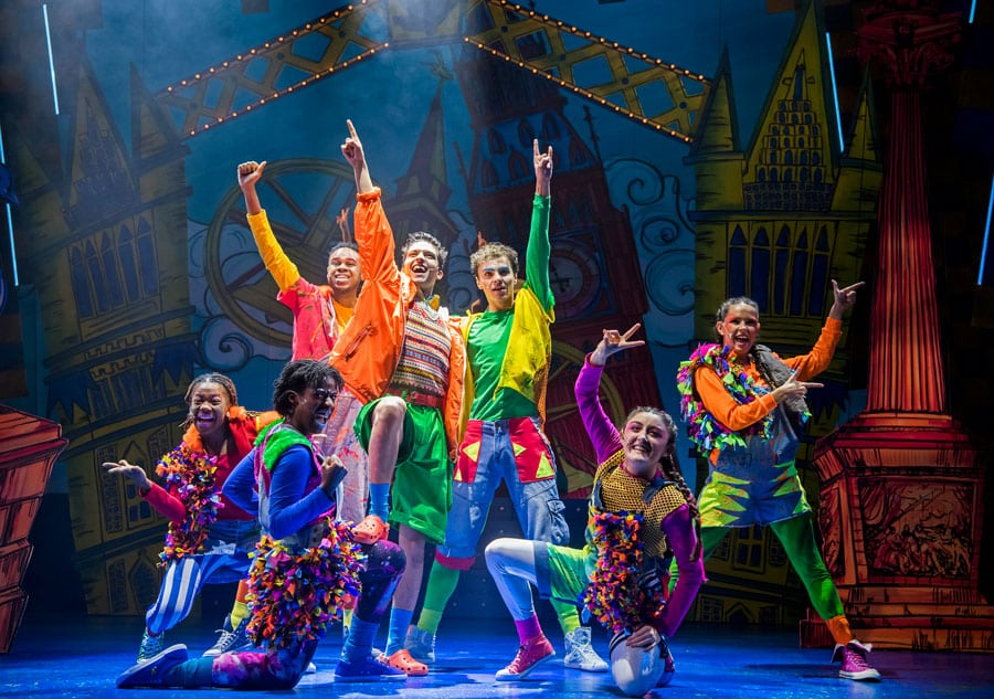 Dick Whittington Pantomime Lyric Hammersmith