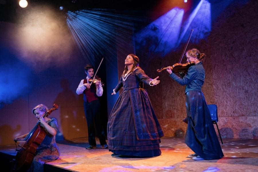 National Youth Theatre Rep Season Victoria's Knickers Soho Theatre