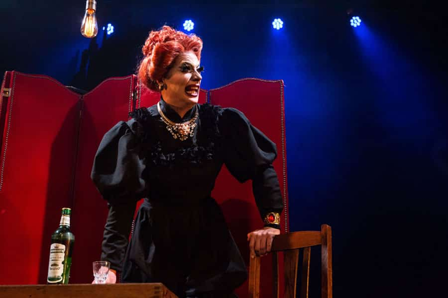 How To Catch A Krampus review Pleasance Theatre