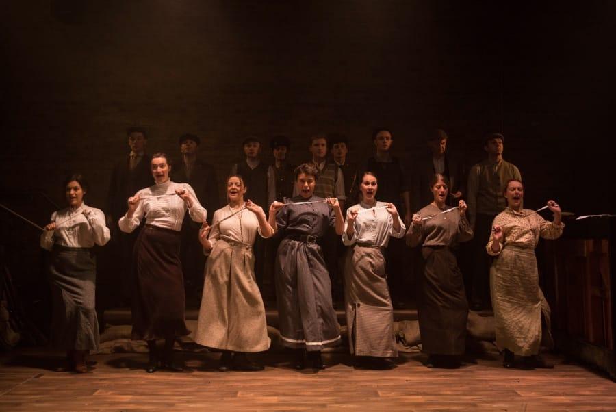 Brass review Union Theatre