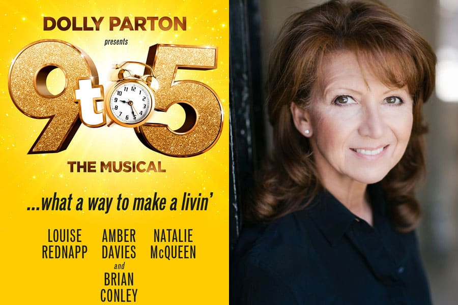 Bonnie Langford 9 to 5 the musical savoy theatre
