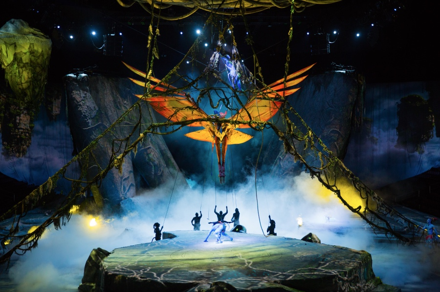 Cirque Du Soleil to bring Avatar based Toruk to Manchester Arena and O2 London