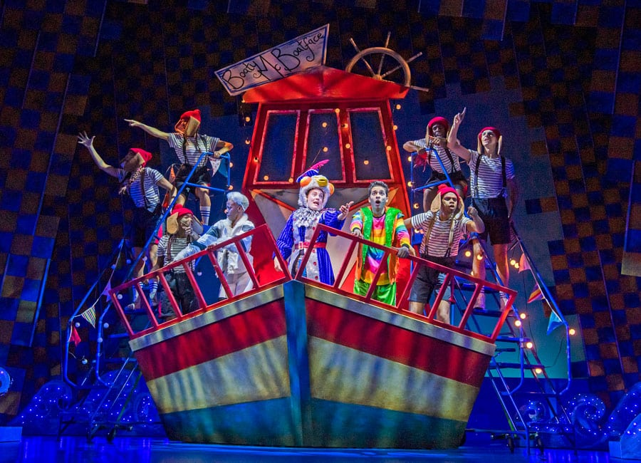 Dick Whittington Panto Lyric Hammersmith Theatre