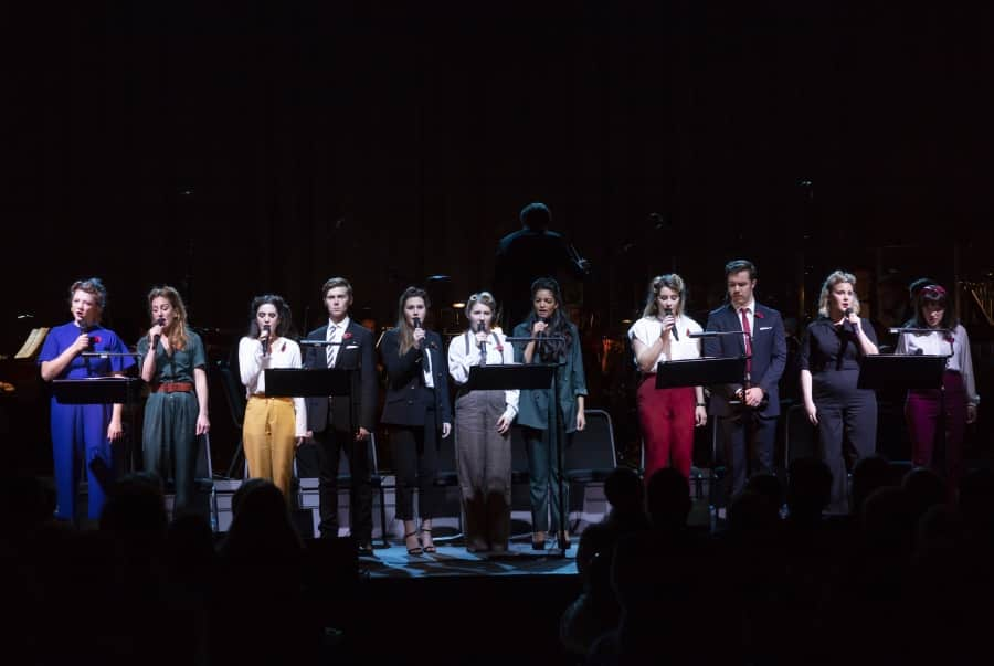 Girlfriends review London Musical Theatre Orchestra