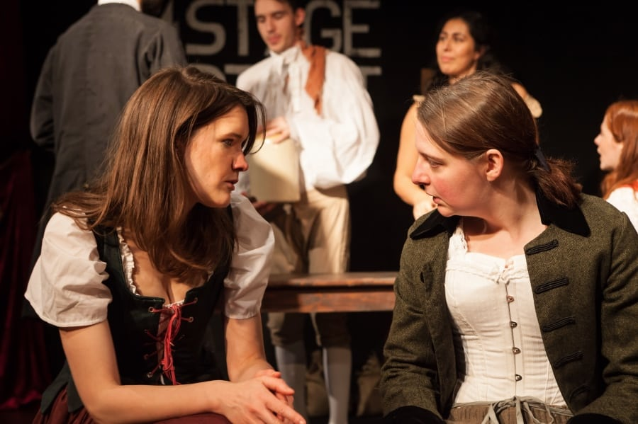 Indebted to Chance review Old Red Lion Theatre