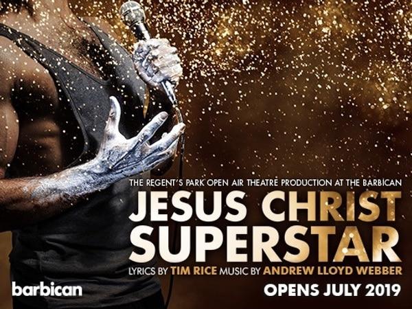 Jesus Christ Superstar Barbican Theatre