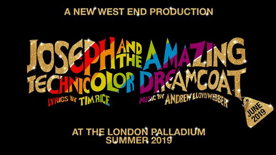 Joseph and the Amazing Technicolour Dreamcoat London Palladium
