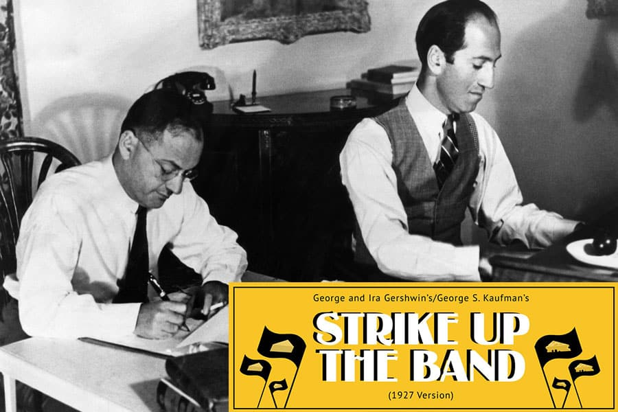 Strike Up The Band Upstairs At The Gatehouse