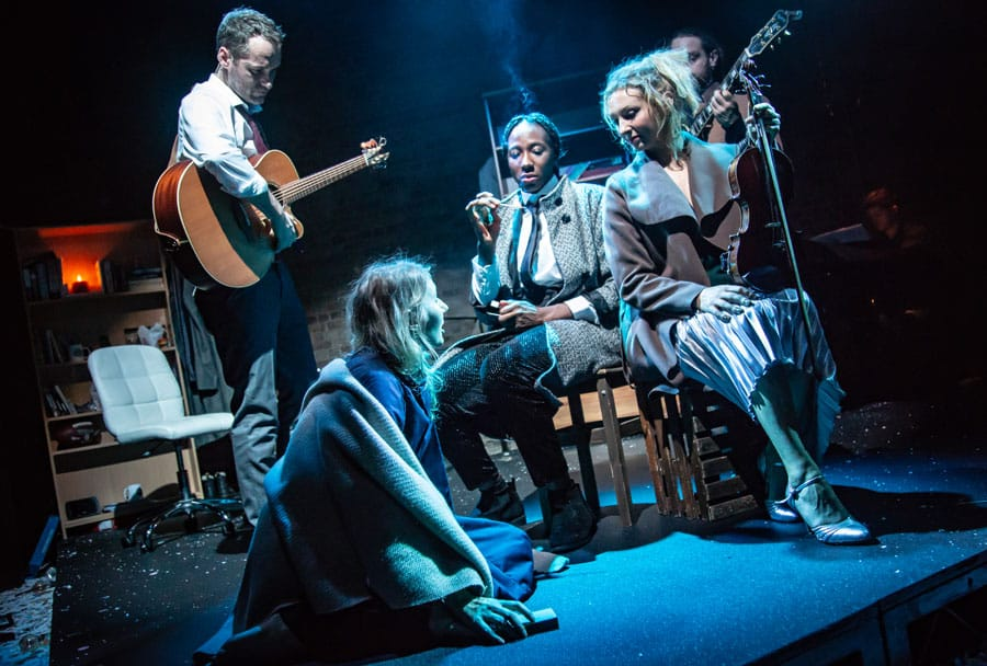 Striking 12 review Union Theatre London