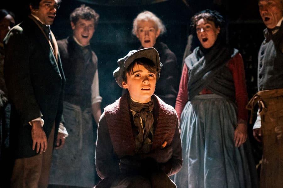 A Christmas Carol Charles Dickens Leeds Playhouse