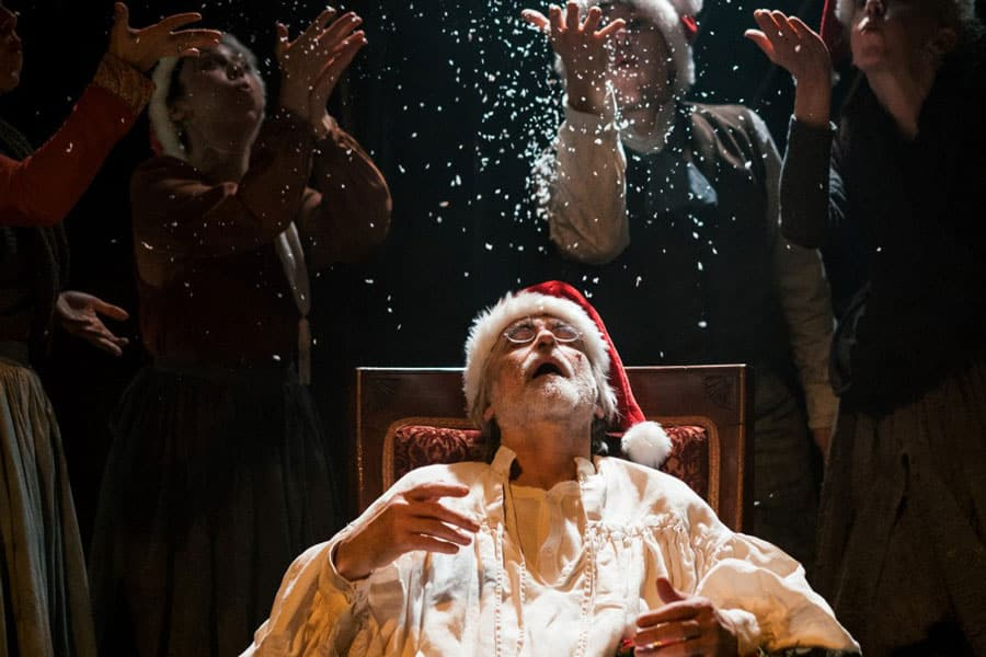 A Christmas Carol review Leeds Playhouse