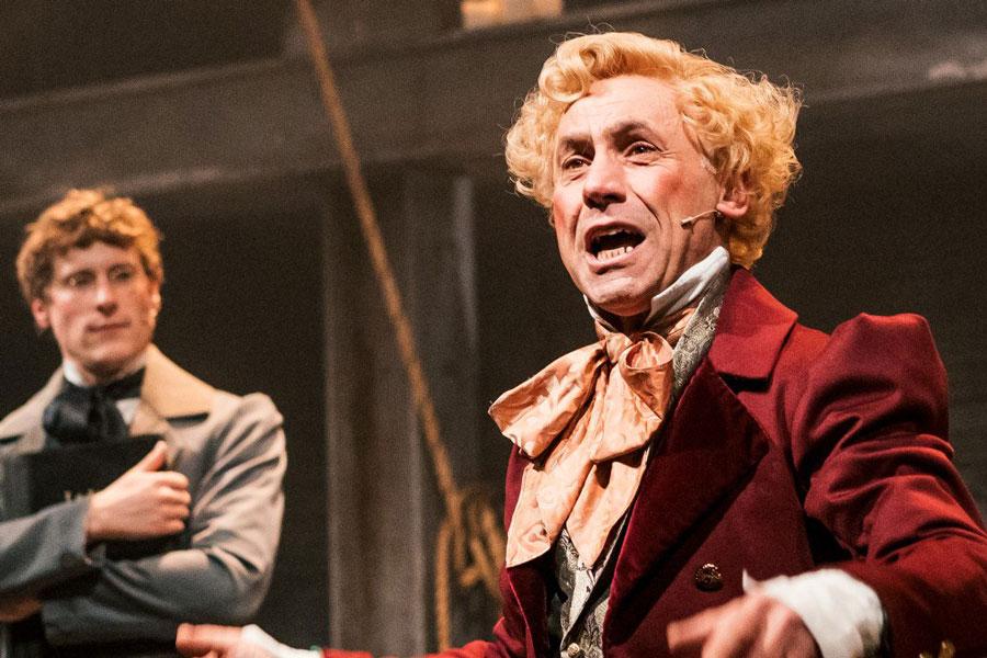 Leeds Playhouse A Christmas Carol review