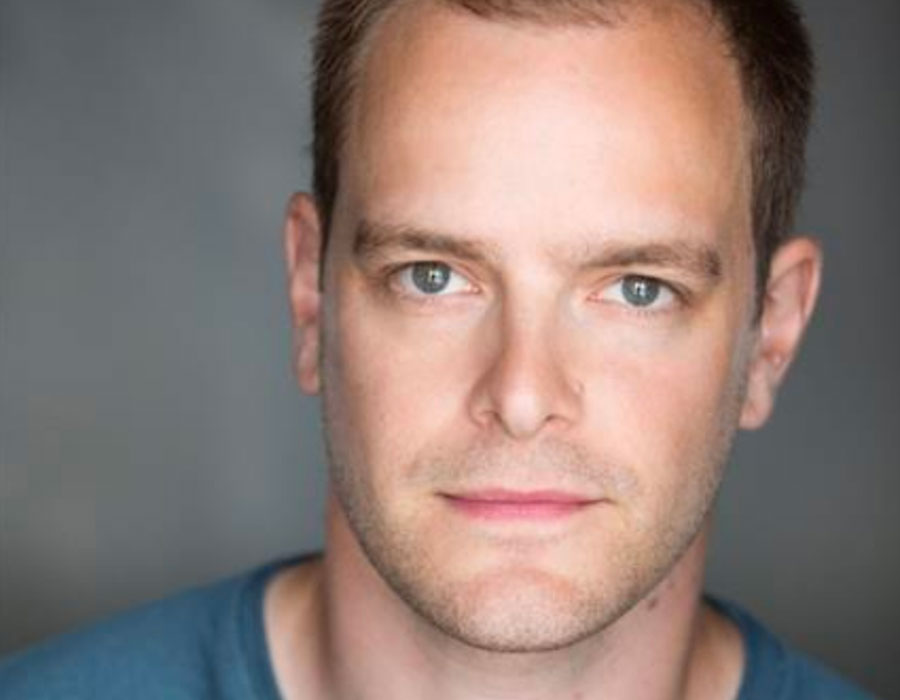 Matthew Barker The Daighter-In-Law Arcola Theatre