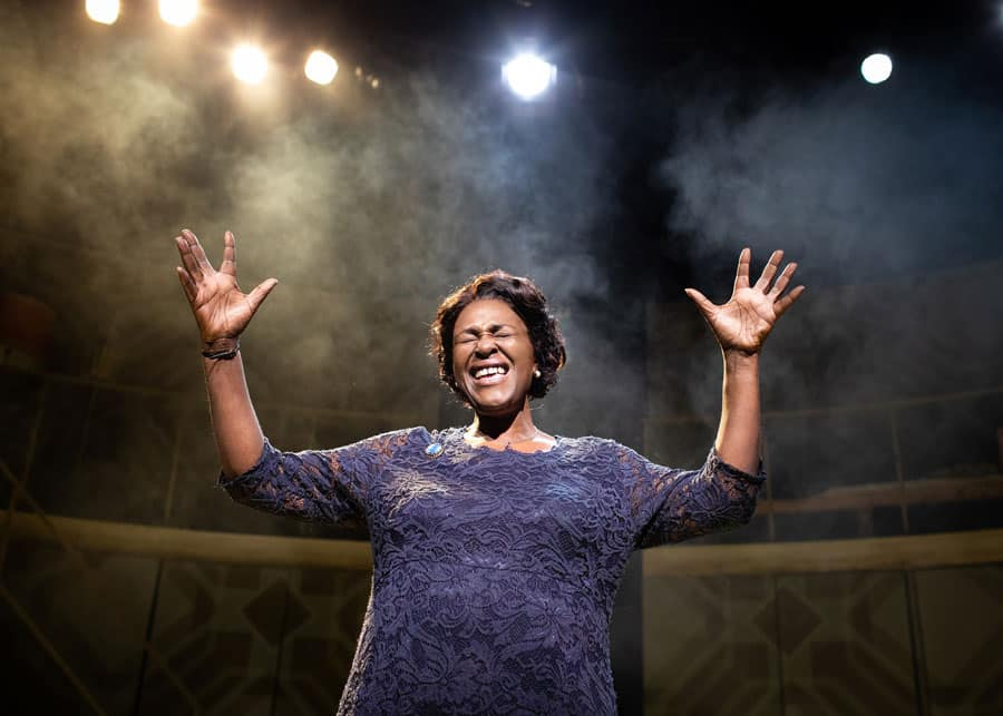 FIRST LOOK: Sharon D Clarke in Caroline or Change at Playhouse Theatre