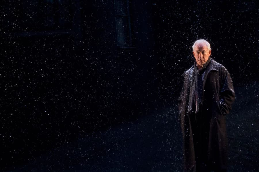 A Christmas Carol review Simon Callow Arts Theatre