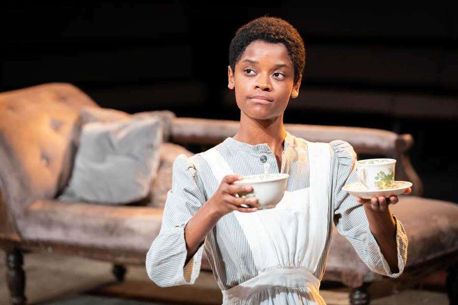 The Convert review Young Vic Theatre