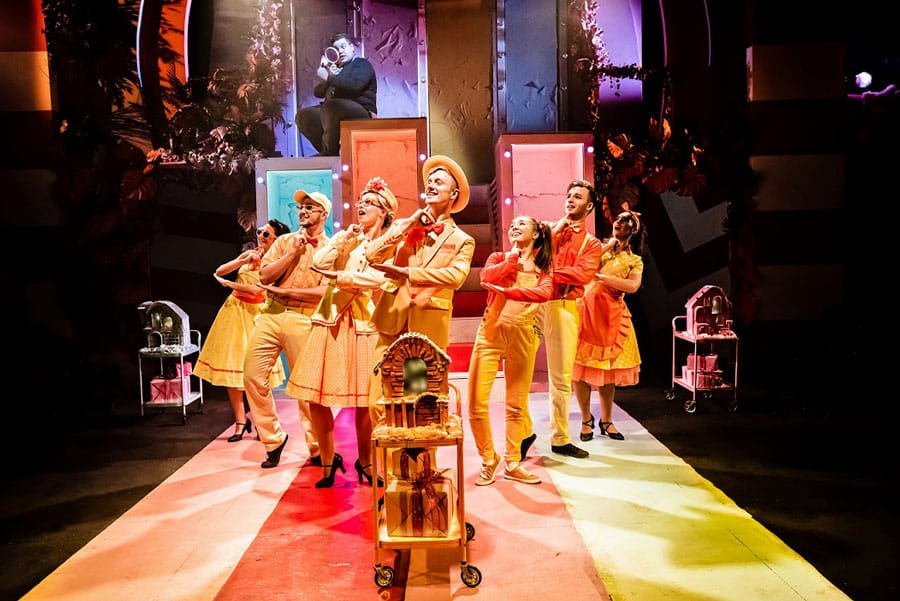 Seussical musical tickets Southwark Playhouse