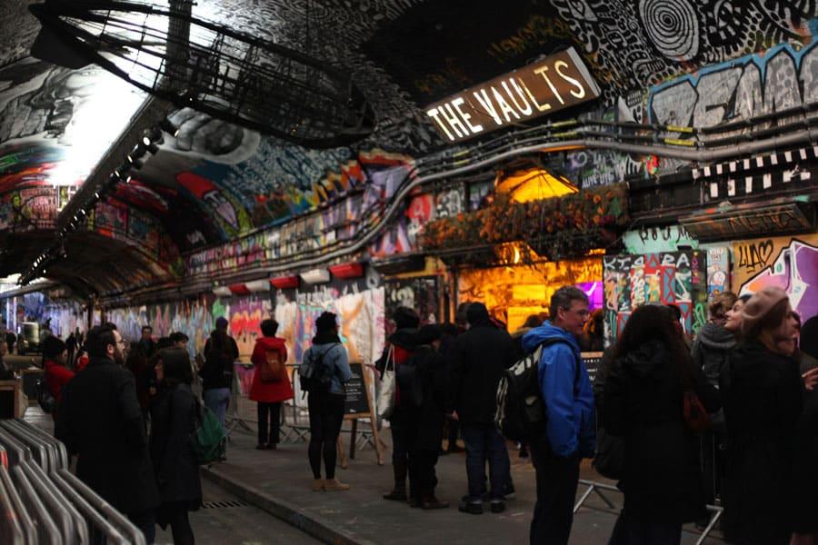 Vault Festival London
