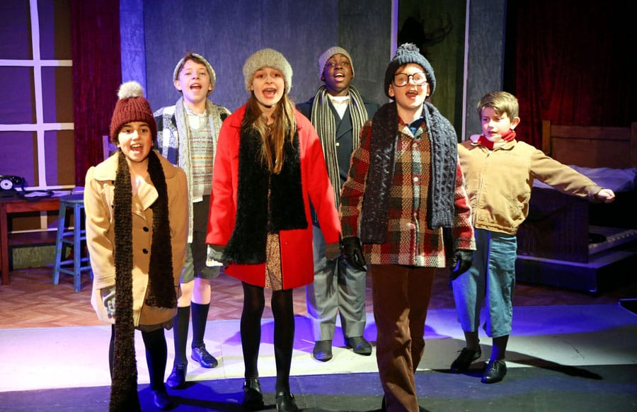 A Christmas Story Waterloo East Theatre